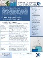 Info Sheets